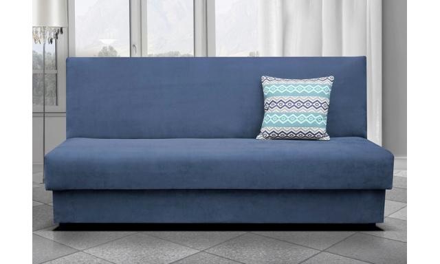 Rozkládací pohovka Adriana 05, modrá