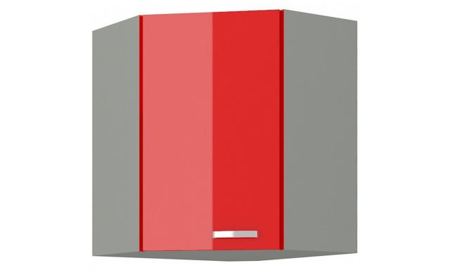 Rosso horní skřínka 60cm - rohová