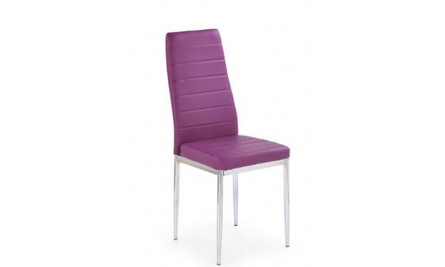Nejlevnější jídelní židle H544, fialová