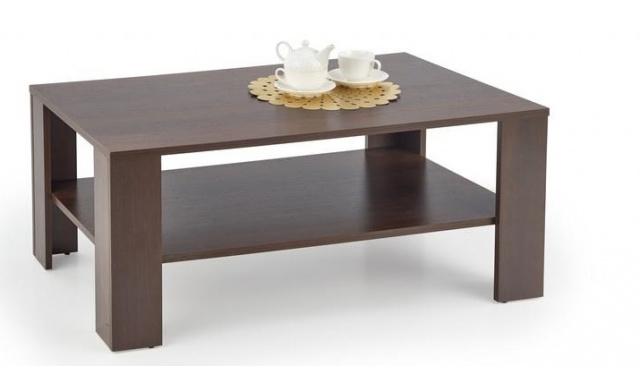 Moderní konferenční stůl H3010, ořech tmavý