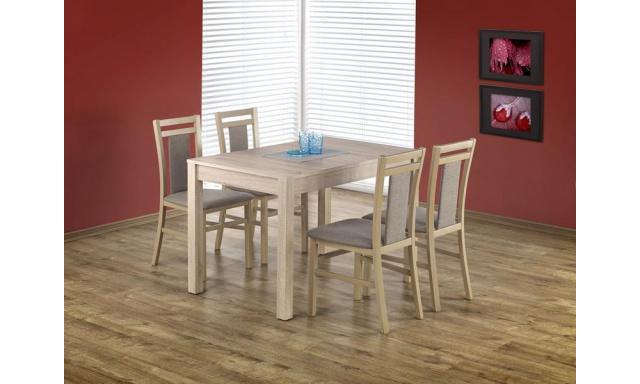 Rozkládací jídelní stůl H386, sonoma
