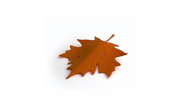 Dveřní klín QUALY Autumn Door Stopper, oranžový