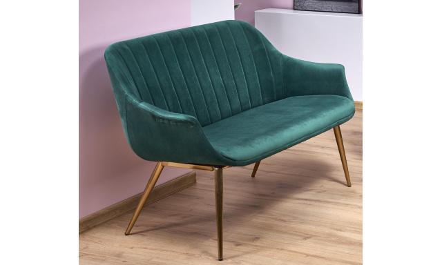 Pohovka Elegant 2 XL, zelená